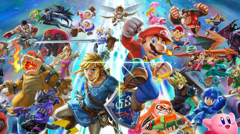 Super Smash Bros. Ultimate deals Nintendo Switch eShop Amazon Argos, GAME
