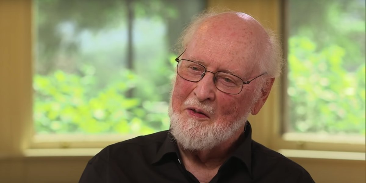 John Williams on CBS Sunday Morning