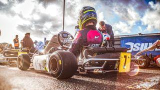 motorsport go-kart racing photography