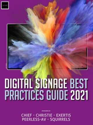 2021 Digital Signage Best Practices Guide