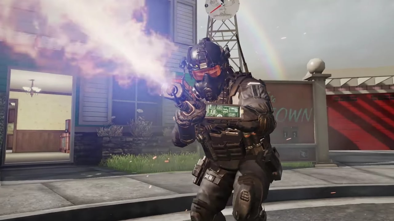Call Of Duty Mobile Is Finally Releasing In The West Includes Nuketown Zombies And Blackout Gamesradar
