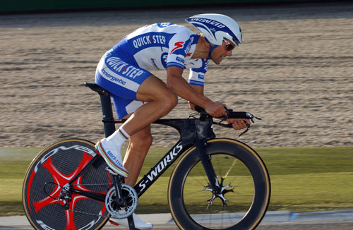 Tom Boonen Vuelta a Espana stage one