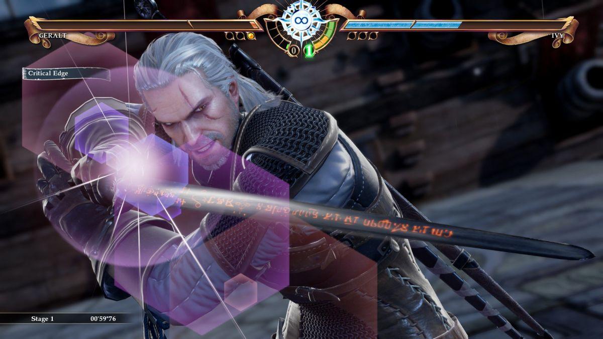 Soulcalibur 6 review   PC Gamer