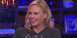 Charlize Theron on Watch What Happens Live with Andy Cohen