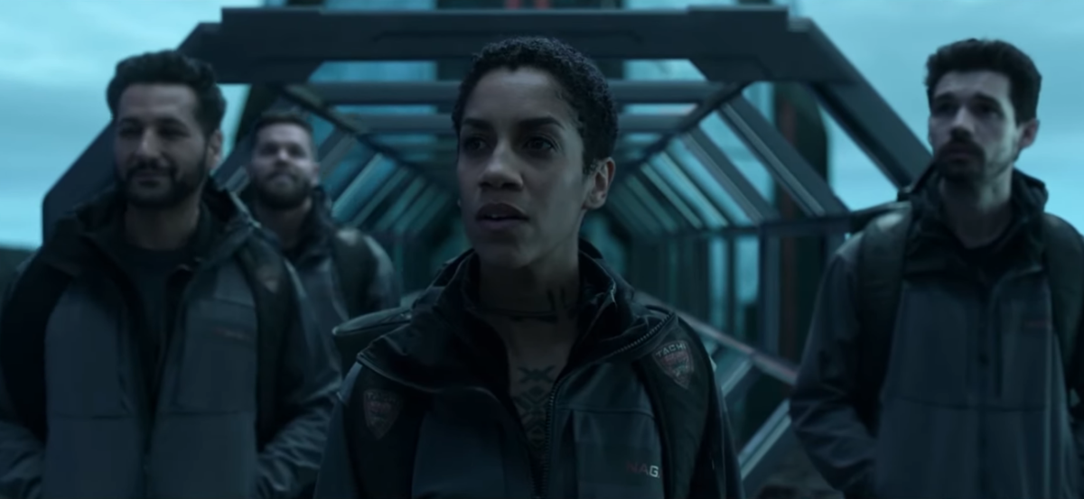 The Expanse season 4 trailer and release date unveiled at San Diego Comic-Con 2019 by Amazon