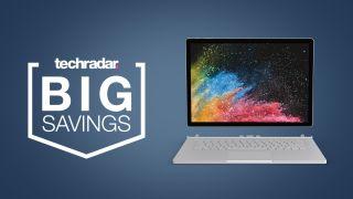 Surface Book laptop deals sales