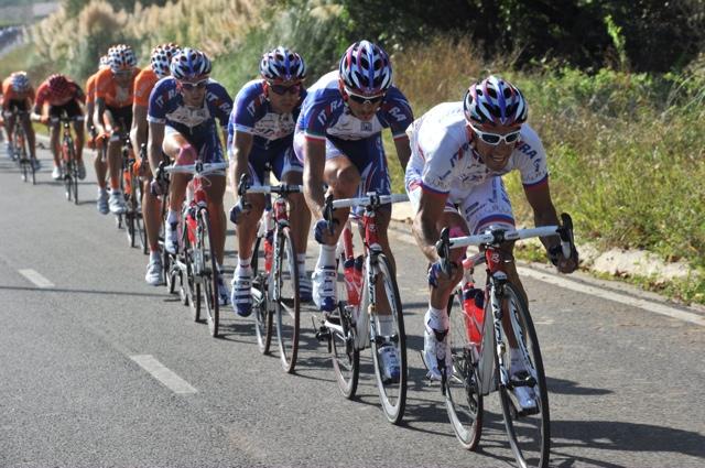 Katusha, Vuelta a Espana 2010, stage 14