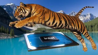 Intel Tiger Lake 11th Gen