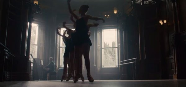 The Avengers: Age of Ultron Ballerinas