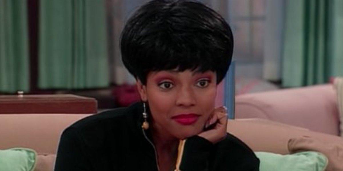 Kim Fields as Regine Hunter on Living Single