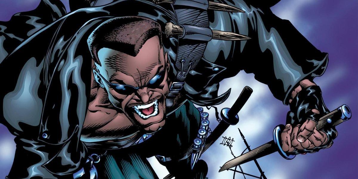 Marvel Comics' Blade