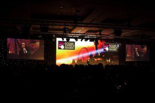 XL Events Supplies Golden Joystick Awards