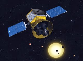 NASA's TESS exoplanet mission