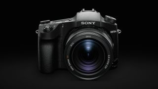 Sony RX10 Mark IV superzoom bridge camera