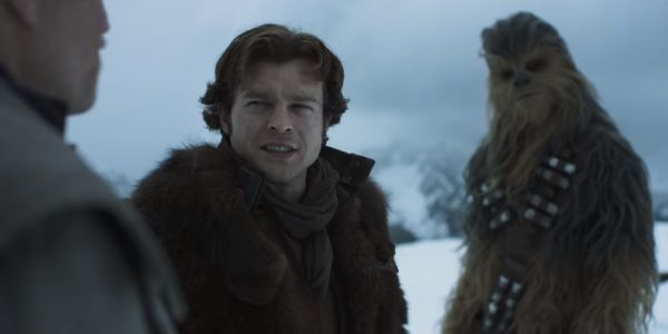Ron Howard's Brother Revealed In New Solo: A Star Wars Image