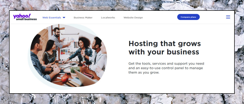 How to Use the Yahoo Small Business Web Hosting Service