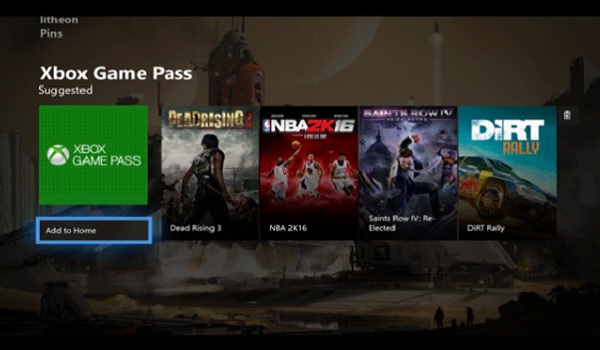 The new Xbox One Dashboard