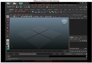 Video Tutorial: Maya 2014 Training