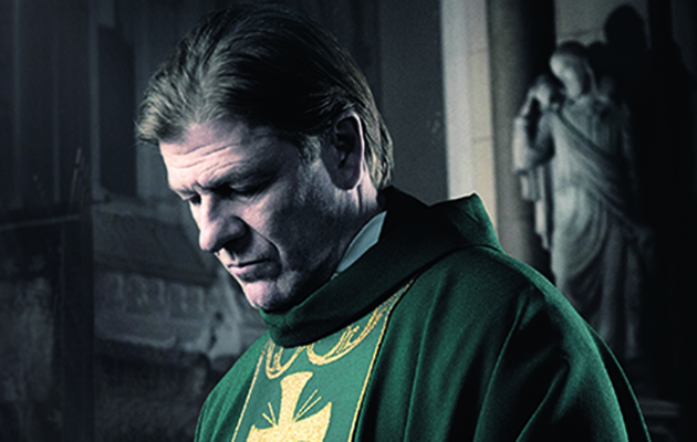 Sean Bean stars as a beleaguered priest in Jimmy McGovern's compelling drama series