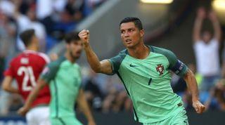 Euro all time top scorers