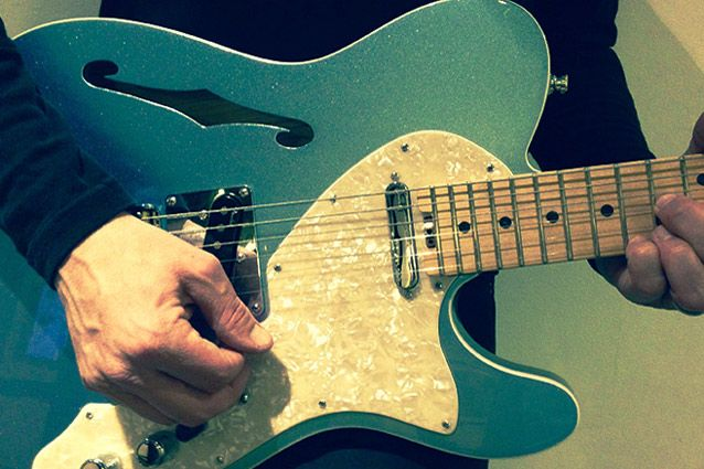 Three Hot Country Guitar Licks for Rockers