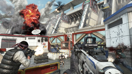 Call Of Duty: Black Ops 2 Revolution DLC Released On Xbox 360 #25390