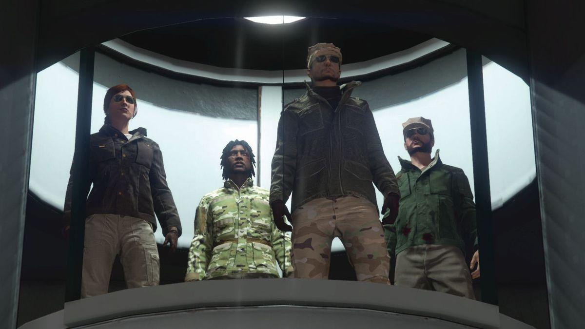 PC Gamer versus the Grand Theft Auto 5 Doomsday Heist