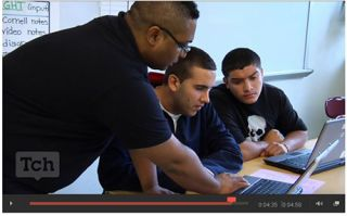 From the Classroom: Best Tech Practice Video of the Week- Creating a School Website