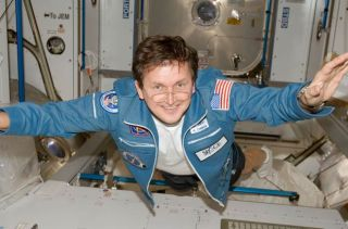 U.S. spaceflight participant Charles Simonyi First Repeat Space Tourist