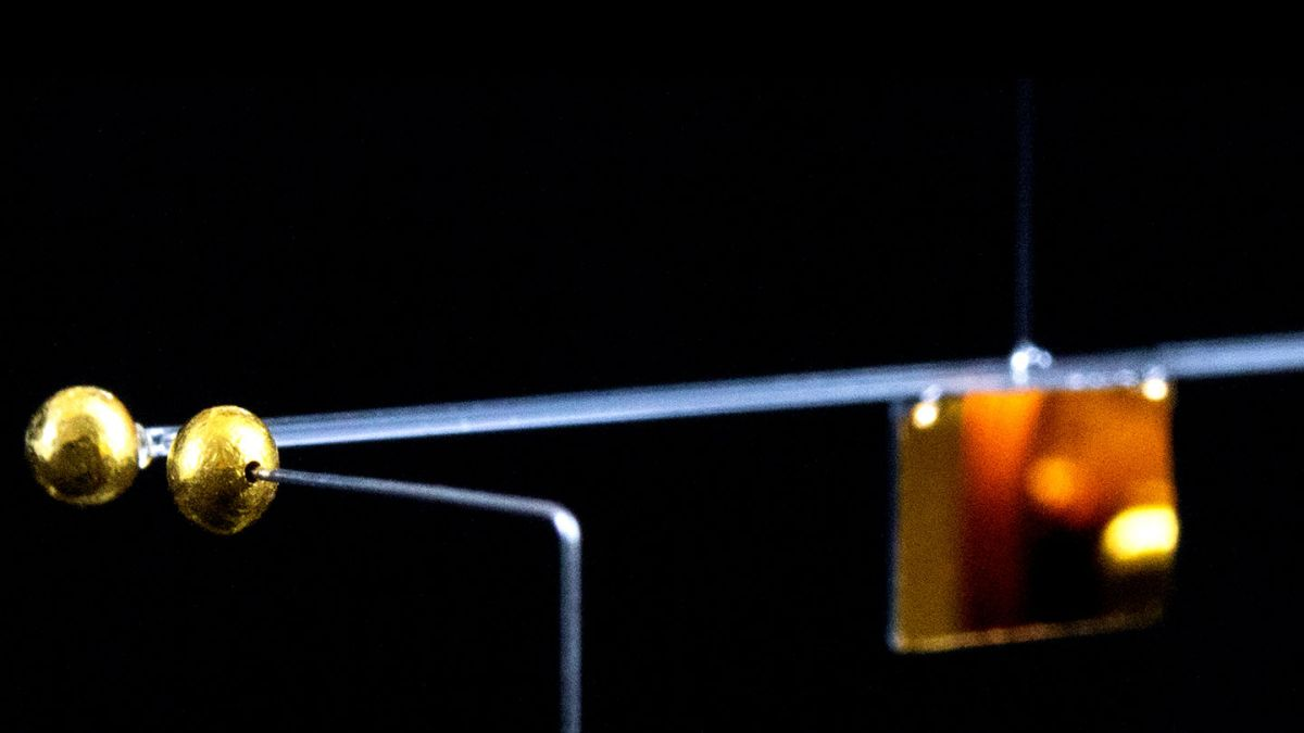 Physicists measure the tiniest gravitational force ever - Livescience.com