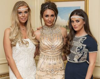 Chloe Meadows, Megan McKenna, Courtney Green