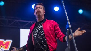 A picture of Jesse Hughes