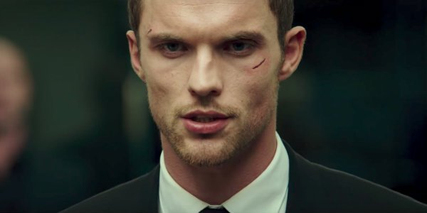 Ed Skrein Transporter Refueled