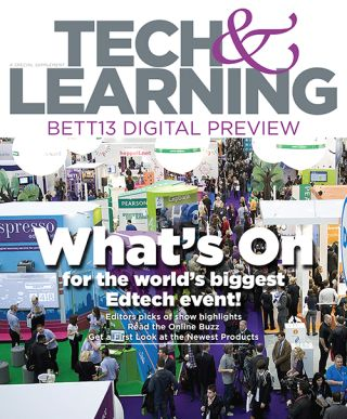 BETT13 Table of Contents