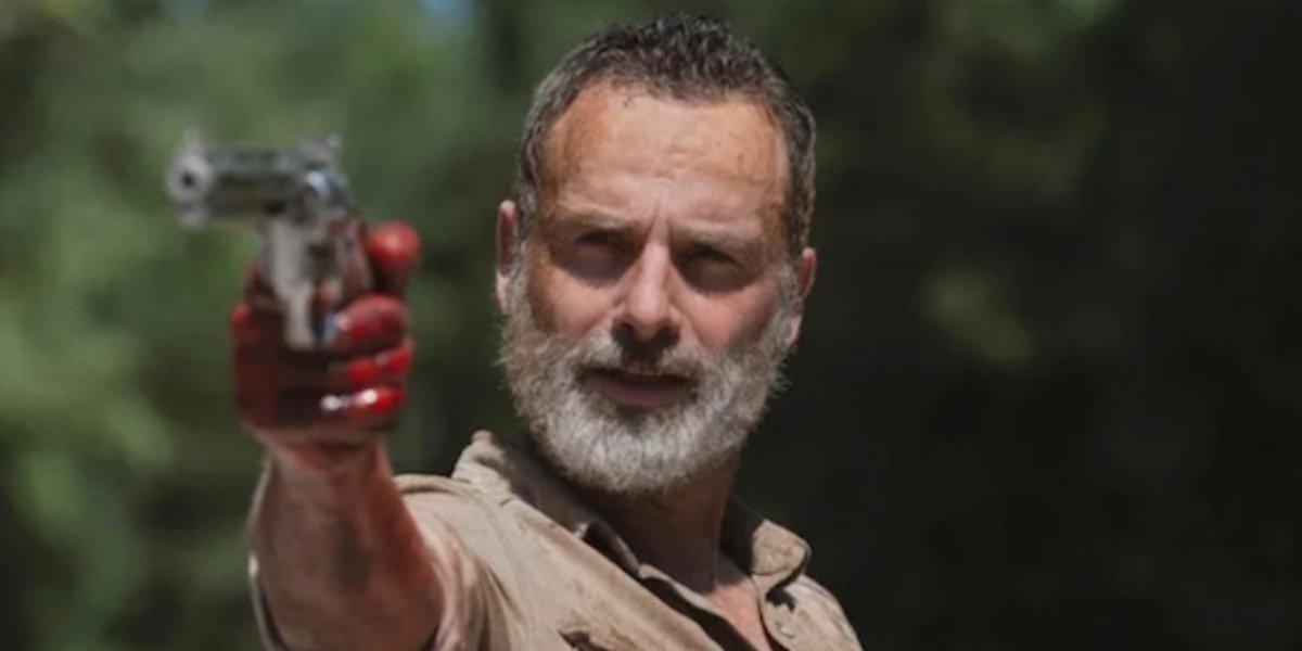 Rick in The Walking Dead