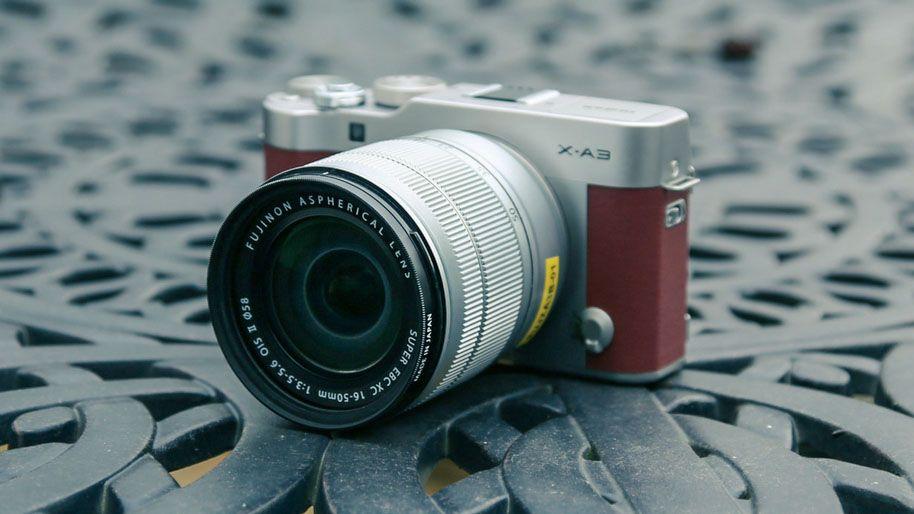 Fujifilm X A3 Review Techradar