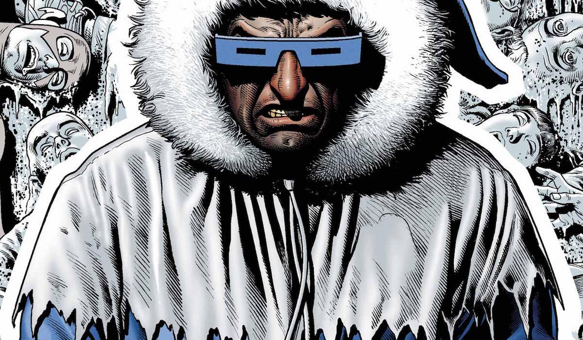 Captain Cold DC Comics