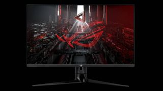 Asus Rog Swift PG32UQ PS5 Xbox Series X monitor