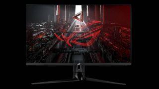 Asus Rog Swift PG32UQ pour PS5 et Xbox Series X