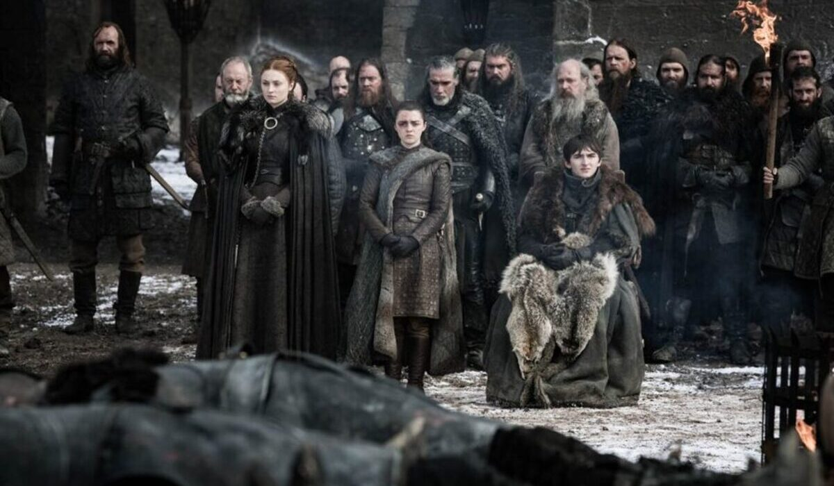 game of thrones after battle of winterfell season 8 hbo