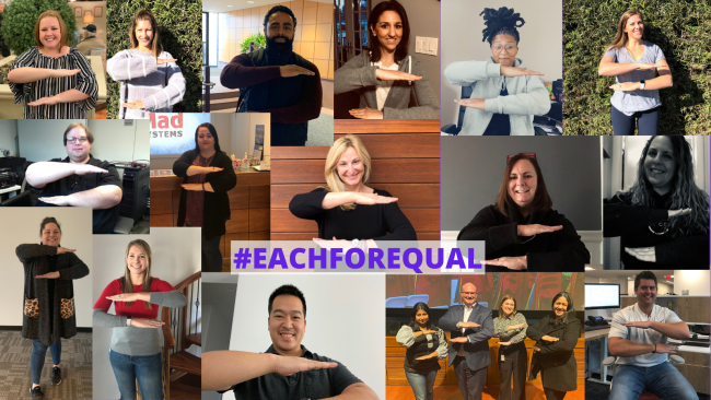 Each for Equal Campaign | AVIXA