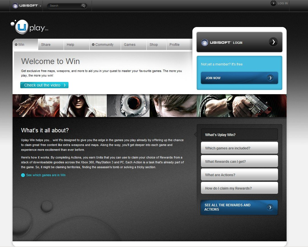 Ubisoft's Uplay Service Launches With Assassin's Creed II #10282