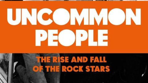 Cover art for Uncommon People: The Rise And Fall Of The Rock Stars by David Hepworth