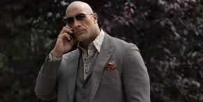 Dwayne Johnson Shares Red Notice's Netflix Release Date With Classy Still Featuring Ryan Reynolds And Gal Gadot