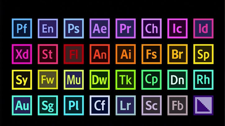 Unmissable video explains all 50+ Adobe apps