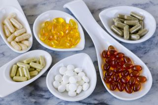 A variety of supplements