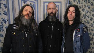 A press shot of Ufomammut