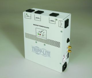 Tripplite's AV550SC AV Backup Power Block Revealed