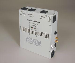 NOS Tripp-Lite AV550SC Battery Back Up Power Block