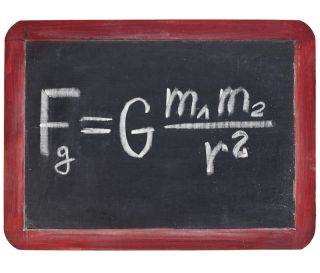 gravitational force equation